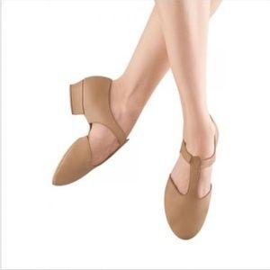 Bloch S0407L Leather Tan Grecian Sandals
